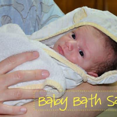 Baby Bath Salts