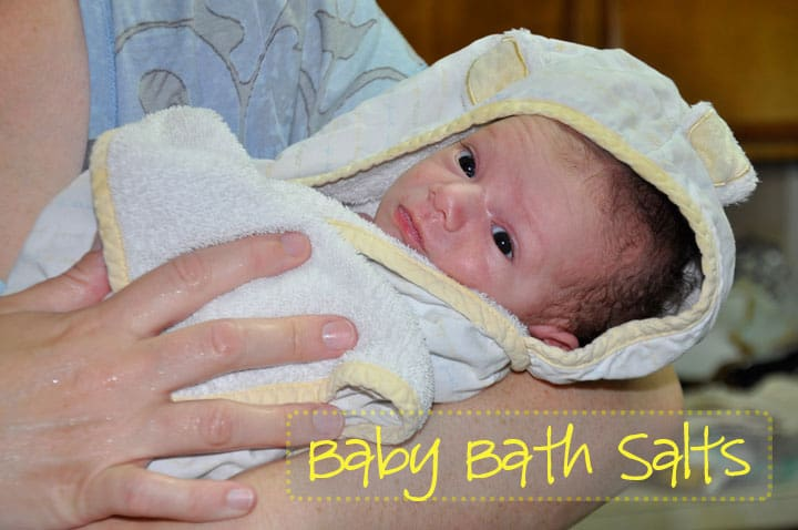 Baby Bath Salts @jasminejlucero