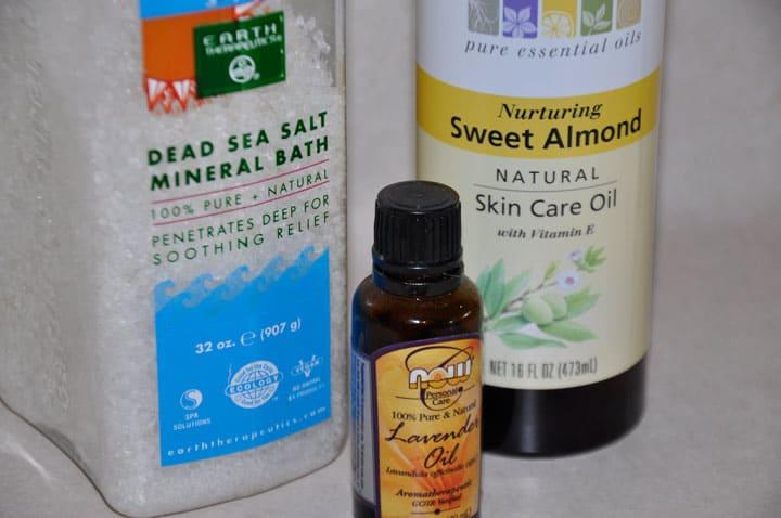 Baby Bath Salts ingredients @jasminejlucero