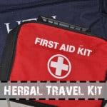 Herbal Travel Kit