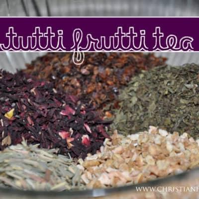 Tutti Frutti Hibiscus Tea