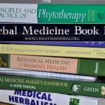 Herbal Medicine Book List