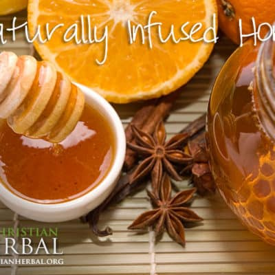 Naturally Infused Honey